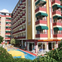 Hotel Galaxy Beach **** Alanya