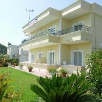 Alexandros Apartmanház - Moraitika