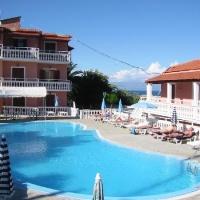 Panorama Apartmanház - Korfu (Moraitika)