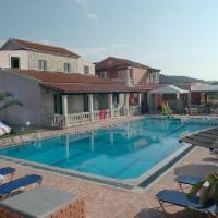 Blue Sky Apartmanház - Korfu (Sidari)