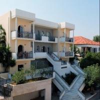Manias Apartmanház - Kréta (Agia Marina)