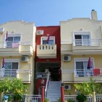 Ilias Apartmanház - Chalkidiki, Sarti