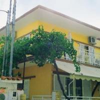 Nikos Apartmanház - Chalkidiki, Sarti Busszal