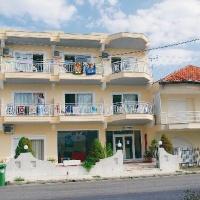 Zeusz Apartmanház - Paralia Busszal