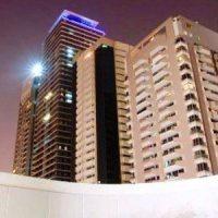Hotel Towers Rotana **** Dubai (Wizzair járattal Budapestről)