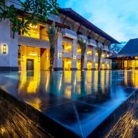 Hotel Puri Santrian Resort **** Sanur