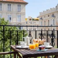 Hotel Quality Suites Nice Le Malmaison *** Nizza