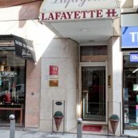 Hotel Lafayette *** Nizza