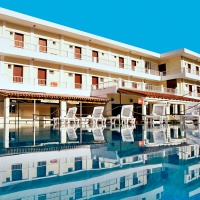 Hotel Prassino Nisi ** Korfu (Moraitika)