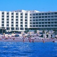 Hotel Blue Sky City Beach **** Rodosz, Rodosz város