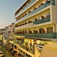 Atlantis City Hotel *** Rodosz, Rodosz város