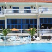 Hotel Kamari Beach *** Rodosz, Lardos