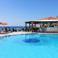 Kamari Beach Hotel *** Rodosz