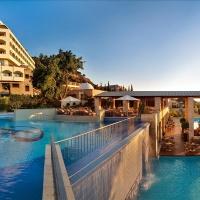 Hotel Amathus Beachl ***** Rodosz, Ixia
