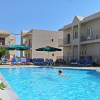 Creta Verano Hotel *** Kréta, Malia