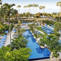 Hotel Jomtien Palm Beach **** Pattaya (Qatar járattal)