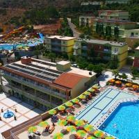 Aqua Sun Village Hotel ****- Kréta, Hersonissos