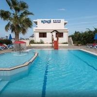 Kyknos Beach Hotel & Bungalows **** Kréta, Malia