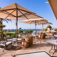 Kernos Beach Hotel & Bungalows **** Kréta, Malia