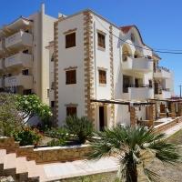 Petra apartmanház - Karpathos, Pigadia Repülővel