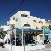 Sealand apartmanház - Karpathos, Pigadia Repülővel
