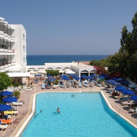 Hotel Belair Beach **** Rodosz, Ixia