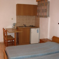 Alexandros Apartmanház - Kréta, Agia Marina