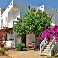 Giannis Apartmanház - Kréta, Agia Marina