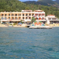 Hotel Loutrouvia ** Korfu, Benitses