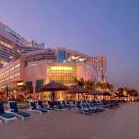 Hotel Beach Rotana ***** Abu Dhabi (Emirates járattal)