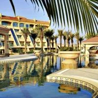 Hotel Al Raha ***** Abu Dhabi (Wizzair járattal)