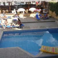 Hotel Hersonissos Blue ** Kréta, Hersonissos