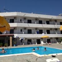 Argyros Apartman - Rodosz, Faliraki
