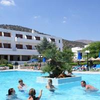Hotel Kykonos Beach & Bungalows **** Kréta, Malia
