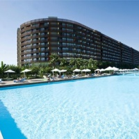Amara Centro Resort ***** Antalya (Ex. Kervansaray Lara)