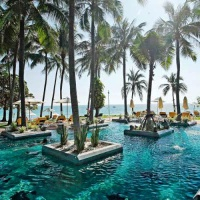 Hotel Centara Grand Beach Resort ***** Koh Samui (Chaweng Beach)