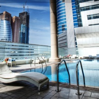 Byblos Hotel Tecom **** Dubai (Emirates járattal)