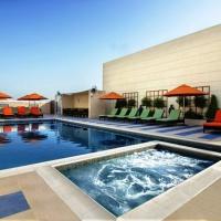 Cosmopolitan Hotel **** Dubai (közvetlen Emirates járattal Budapestről)