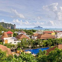 Hotel Aonang Cliff Beach Resort **** Krabi