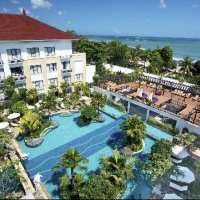 Hotel Grand Inna Kuta Beach **** Kuta (szilveszter)