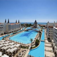 Hotel Titanic Mardan Palace ***** Antalya