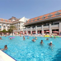 Hotel Seher Sun Beach **** Antalya,Side