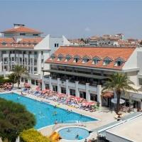 Hotel Seher Sun Beach **** Side