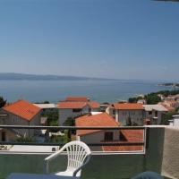 Grizelj apartmanház - Omis