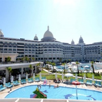 Hotel Diamond Premium & Spa ***** Side