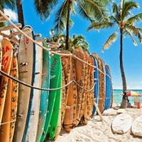 HAWAII Waikiki Beach üdülés - magyar nyelvű fakultatív programmal