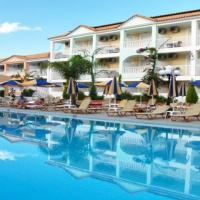 Hotel Tsilivi Admiral *** Zakynthos, Planos