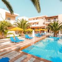 Rethymno Residence Hotel & Suites ***+ Kréta-Heraklion, Rethymnon