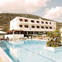 Hotel Smartline Kyknos Beach **** Kréta-Heraklion