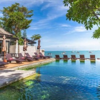Bangkok **** 2/3éj és Koh Samui 7/9/12éj Punnpreeda Beach Resort **** Bang Rak Beach